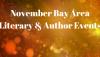 November Bay Area Literary and Author Events
