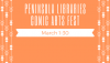 Peninsula Libraries Comic Arts Fest