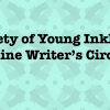 Society of Young Inklings Writer's Circles!