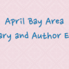 April Literary Events