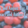 July and August Bay Area Author and Literary Events