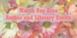 March Author and Literary Events