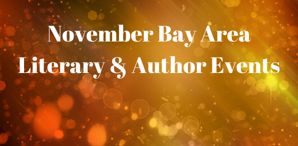November Bay Area Literary and Author Events