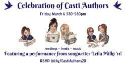 Celebration of Casti Authors