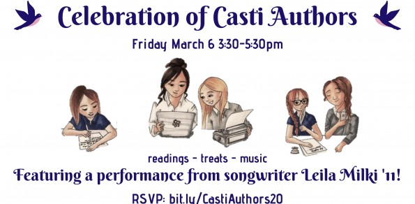 Celebration of Casti Authors