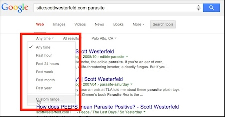 [scottwesterfeld parasite] any time open