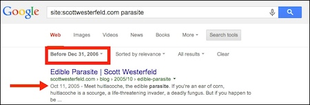 [scottwesterfeld parasite] custom range on