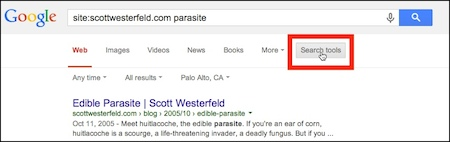 [scottwesterfeld parasite] search tools