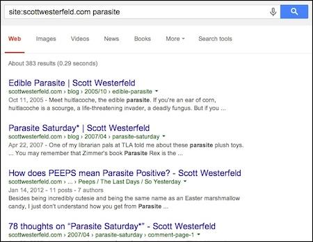 [site-scottwesterfeld.com parasite]