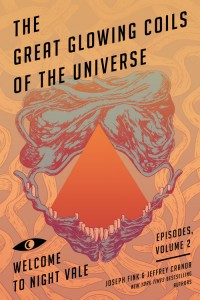 cover of The Great Glowing Coils of the Universe
