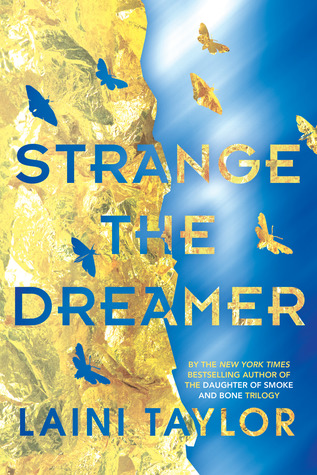 cover of Strange the Dreaer