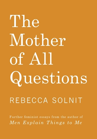 cover of The Mother of All Questions