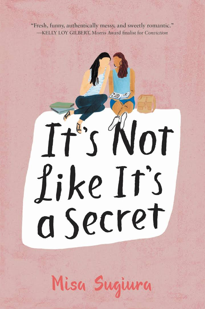 It's not like it's a secret by Misa Sagiura