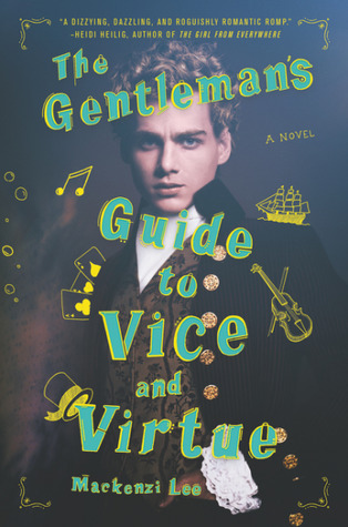 cover of The Gentleman's Guide to Vice and Virtue
