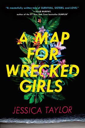 Cover of A Map for Wrecked Girls