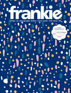 cover of frankie, December 2017