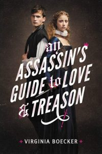 cover of An Assassin's Guide to Love and Treason