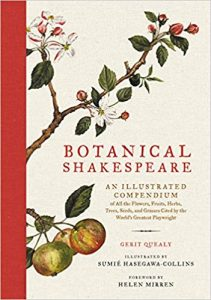 cover of Botanical Shakespeare
